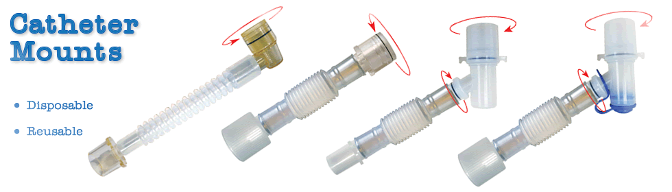 Catheter Mounts